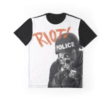 Riot Graphic T-Shirt
