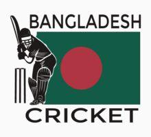 Bangladesh Cricket Baby Tee