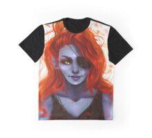 Undyne Graphic T-Shirt