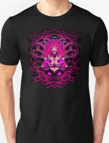 Into her web- Pink Variant Unisex T-Shirt