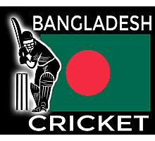 Bangladesh Cricket Photographic Print