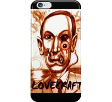 HP LOVECRAFT iPhone Case/Skin