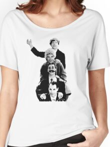 The Marx Brothers Women's Relaxed Fit T-Shirt