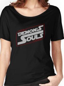 Demon's Wars ! Women's Relaxed Fit T-Shirt