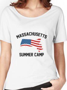 Summer Camp #8 Women's Relaxed Fit T-Shirt
