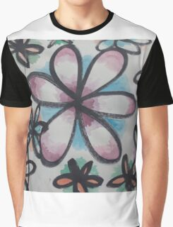Water Color Dreams Graphic T-Shirt