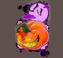 Evil Pumpkin Unisex T-Shirt