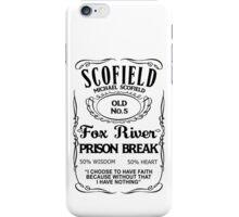 Michael Scofield - White Version iPhone Case/Skin