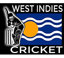 West Indies Cricket Photographic Print