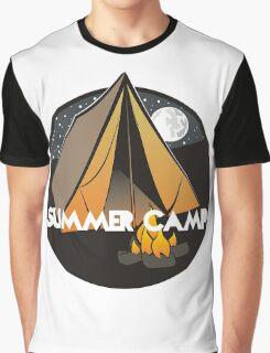 Summer Camp #9 Graphic T-Shirt