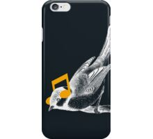 Listening to your heart iPhone Case/Skin