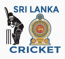 Sri Lanka Kids Tee