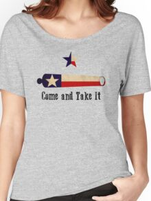 Come and Take it - Texas Flag Women's Relaxed Fit T-Shirt