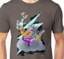 Zeus the Rock God of Lightning Unisex T-Shirt