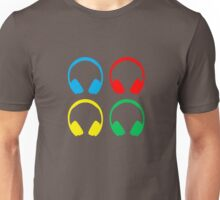 DJ Headphones Unisex T-Shirt
