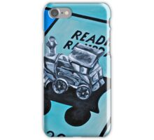 Take a ride on the reading  iPhone Case/Skin