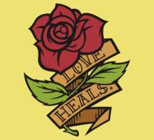 Love Heals Kids Tee