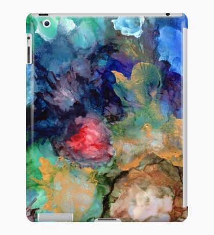 Underwater Blossoms iPad Case/Skin