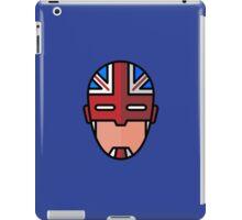 Captain Britain iPad Case/Skin