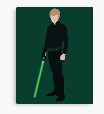 Luke Skywalker 1 Canvas Print