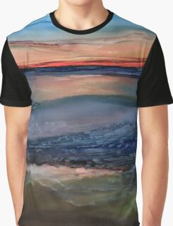 Ocean Reflections  Graphic T-Shirt