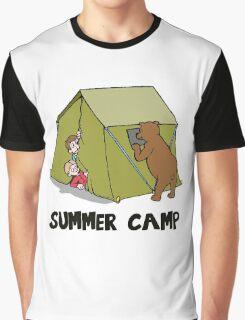 Summer Camp #10 Graphic T-Shirt