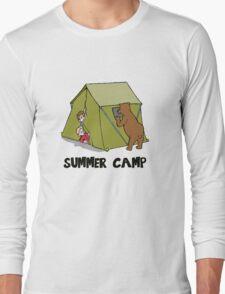 Summer Camp #10 Long Sleeve T-Shirt