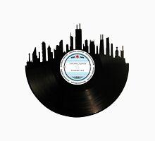 Vinyl Skyline Unisex T-Shirt