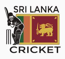 Sri Lanka Cricket Kids Tee