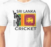 Sri Lanka Cricket Unisex T-Shirt