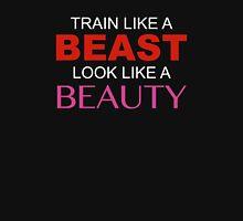 Train Like A Beast Look Like A Beauty Tank Top