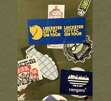 Leicester City on Tour Urban Graffiti Tri-blend T-Shirt