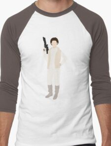 Leia 1 Men's Baseball ¾ T-Shirt