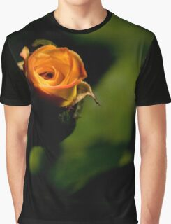 Rosebud Graphic T-Shirt