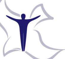 1B1S Logo Sticker