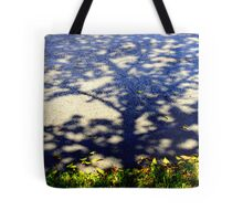 Shadow of a Tree Tote Bag