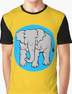 Elephant-2 Graphic T-Shirt