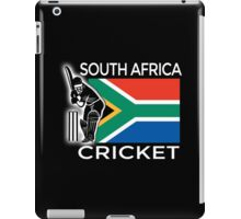 South Africa Cricket iPad Case/Skin
