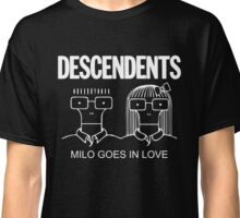 Milo Goes in Love Classic T-Shirt