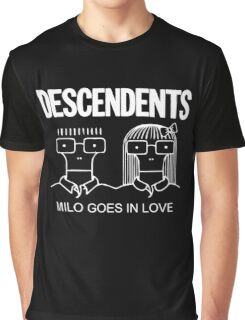 Milo Goes in Love Graphic T-Shirt