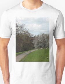 Fawsley Countryside Northamptonshire Unisex T-Shirt