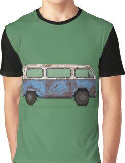 Dharma van Graphic T-Shirt