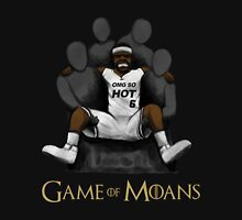 Game of Moans Unisex T-Shirt