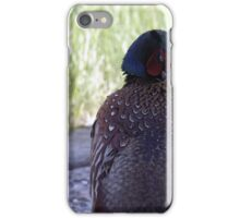 The pheasants ears iPhone Case/Skin