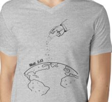 The Salting of the Earth Mens V-Neck T-Shirt