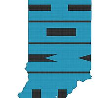 Indiana HOME state design by surgedesigns