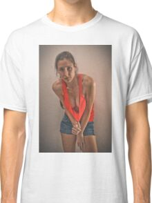 Red White And Blue 2 Classic T-Shirt