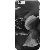 The Black Rose iPhone Case/Skin