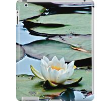 Water Lily (2) iPad Case/Skin