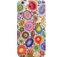 Watercolor Specimens iPhone Case/Skin